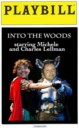 Into the Woods with Charlie and Michele