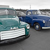 1952 GMC and 1953 Chevrolet 1/2 Ton Trucks