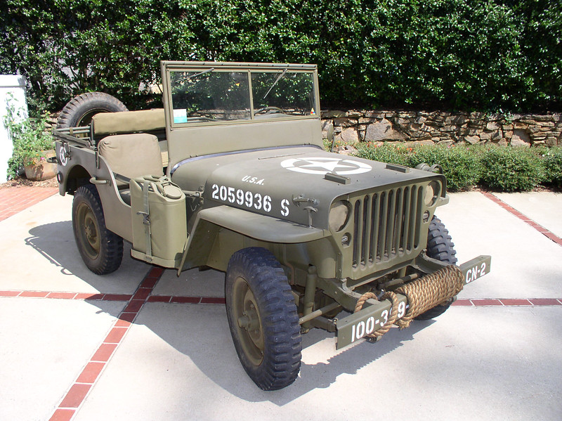 1944 Willys MB 1/4 Ton Truck