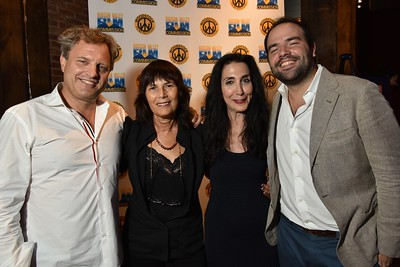 2016 Woodstock Film Festival Launch Party at Libation NY, sponsored by Ketel One. Photos by www.johnmazlishphoto.com