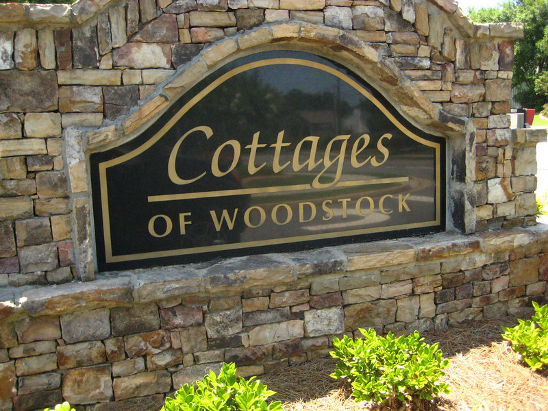 Cottages Of Woodstock-Georgia