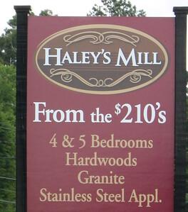 Haley's Mill Woodstock Ga - Copy