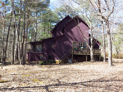 A Purple House In Woodstock GA (5)