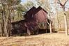 A Purple House In Woodstock Georgia