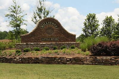 Millstone At Little River-Woodstock