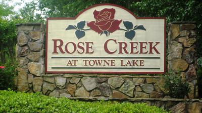 Rose Creek-Towne Lake-Woodstock GA Neighborhood (2)