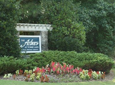 The Arbors At Towne Lake Woodstock Georgia Neighborhood (6)