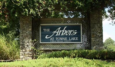 The Arbors At Towne Lake Woodstock Georgia Neighborhood (2)