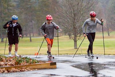WSR Roller Ski 12/17/15