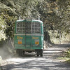 bus on Tehri Road