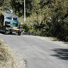 jeep on Tehri road