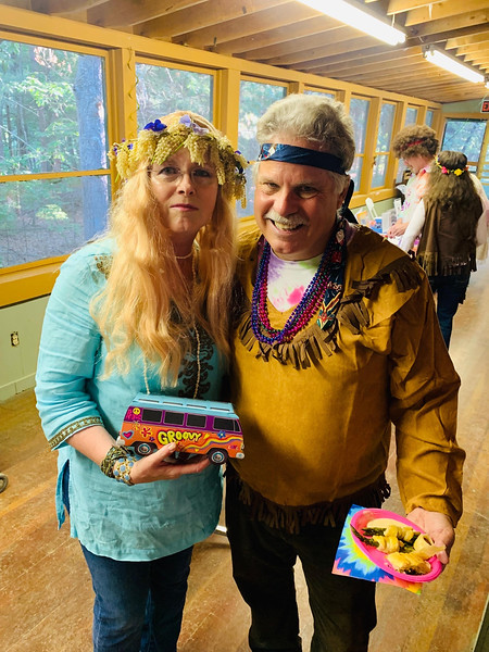 Janet and Jeff Bently of Westford
