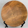 Curved Platter in Camphor