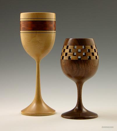 228 Decorative Goblets