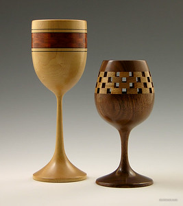228 Decorative Goblets
