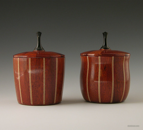 Tea Caddies
