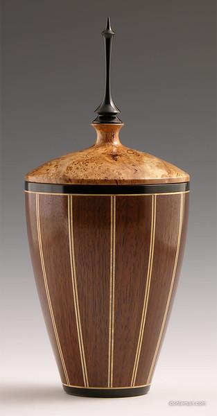 337 Lidded Vessel or Commemorative Urn