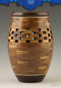227 Wooden Pottery