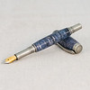 Blue Boxelder Fountain Pen