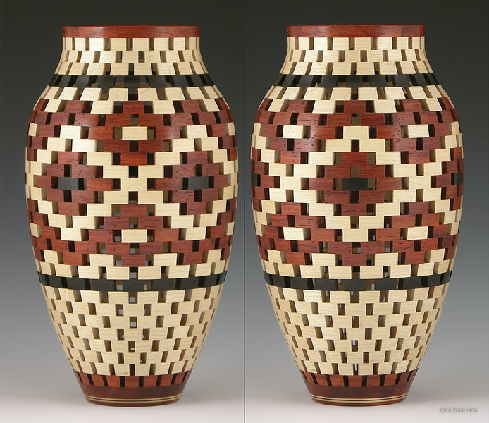 357 Open Segmented Vessel
