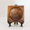 Walnut Square Bowl