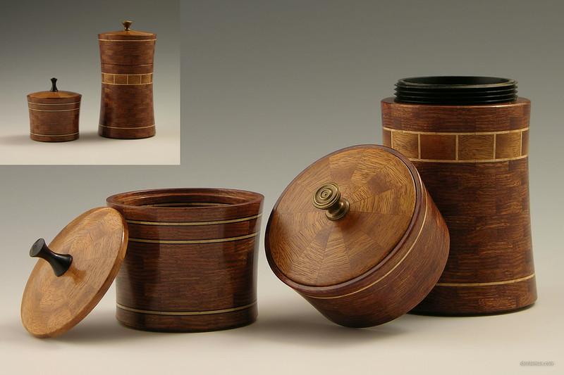 327 Lidded Vessels or Commemorative Urns