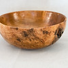 Holey Sugar Maple Bowl