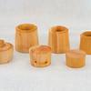 Cypress Boxes, Three Ways