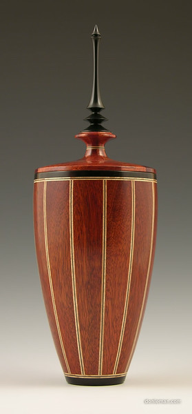 335 Lidded Vessel or Commemorative Urn