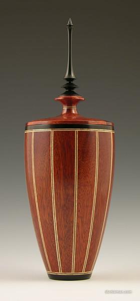 335 Lidded Vessel or Commemorative Urn