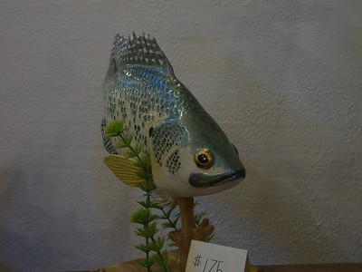 Jameson Hawn - Fish Carver