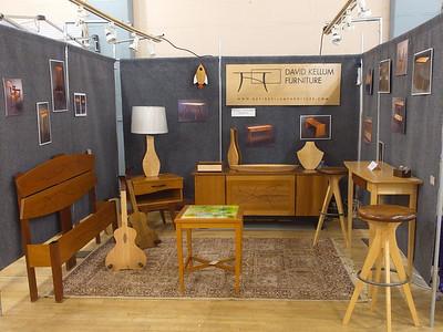 DaviD Kellum's Booth