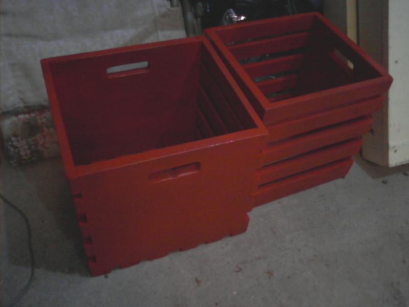 tailgate crates