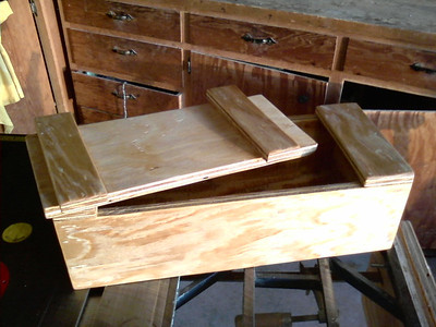 Woodworking Projects Old and New