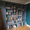 "Bespoke bookcases units by  <a href=""http://www.harrisonwoodwork.com"">http://www.harrisonwoodwork.com</a>"
