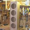 "4 x10"" Speaker box. 18mm MDF"