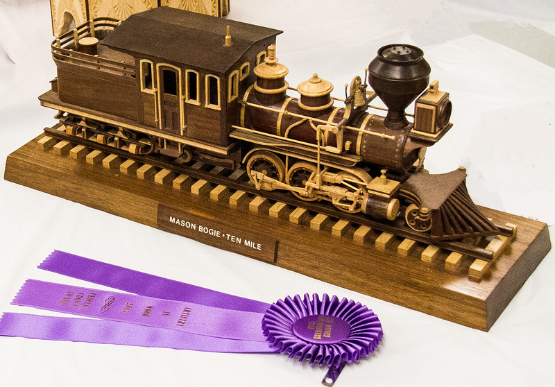 Mel Slaybough - Peoples Choice Award 2015 Artistry in Wood
