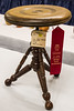 LeRou Monson -- Walnut Piano Stool - 2nd Place State Fair