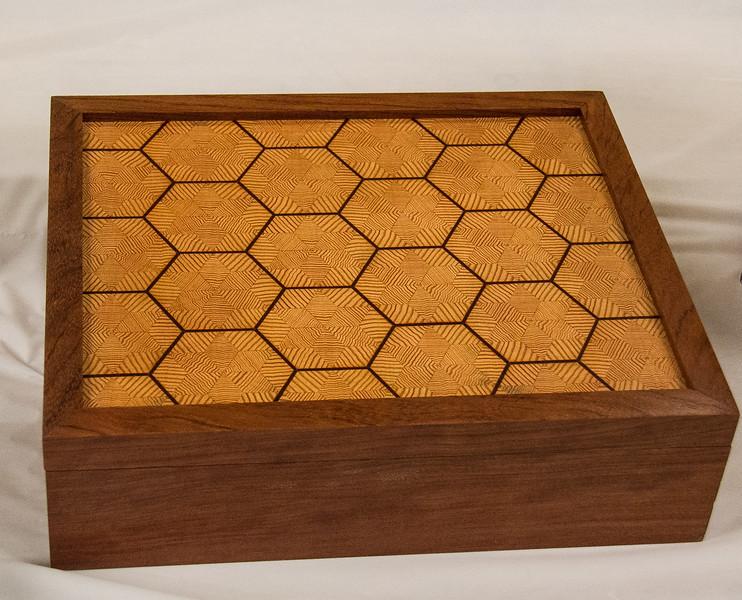 John Twedt - Fir Box Lid