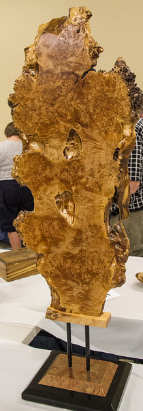 Phil Laudenklos - Maple Burl