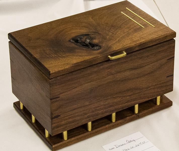 Dennis Craig - Walnut Box