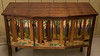 James Meinders - Marquetry Claro Walnut Sideboard - won the Bill Hopkins Best of Show Award