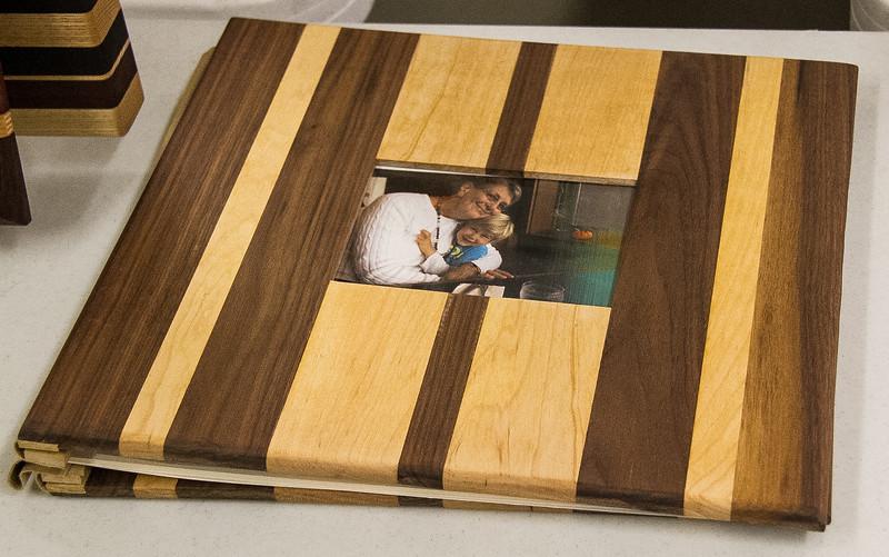 Joe Kucera - Walnut and Oak Photo Album