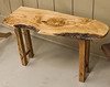 Rich Voss - Small Live Edge Table