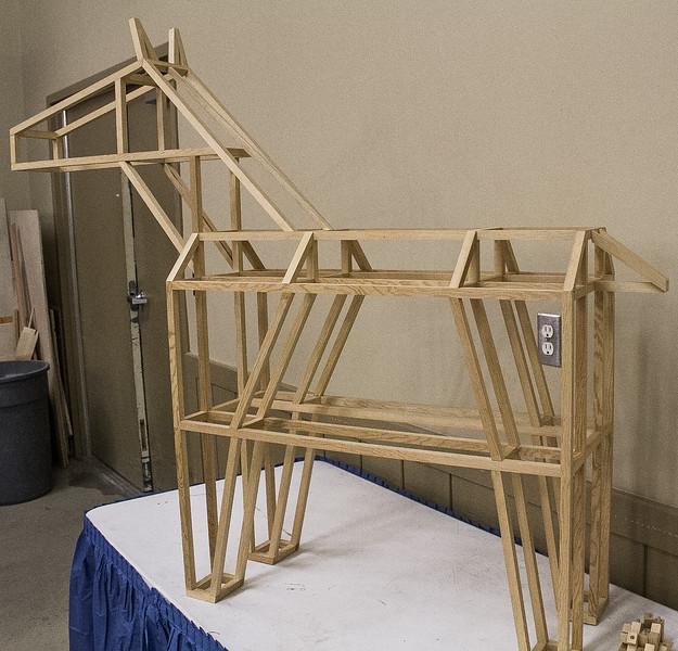 John Twedt - White Pine Horse - 2&4 Entry