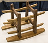 Gary Weeks - Walnut Wine Rack