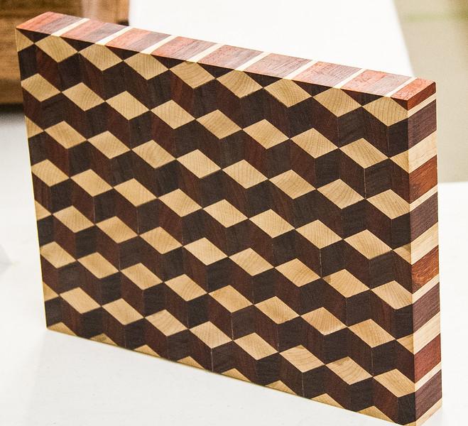 Wayn Newkirk - Cutting Board