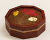 John Twedt - Blood Wood Nine Sided Box