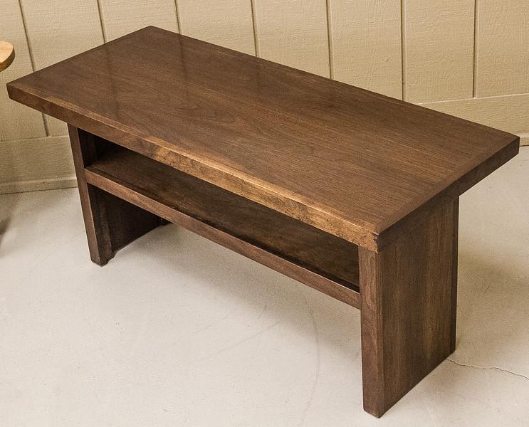 Rich Voss - Walnut Coffee Table
