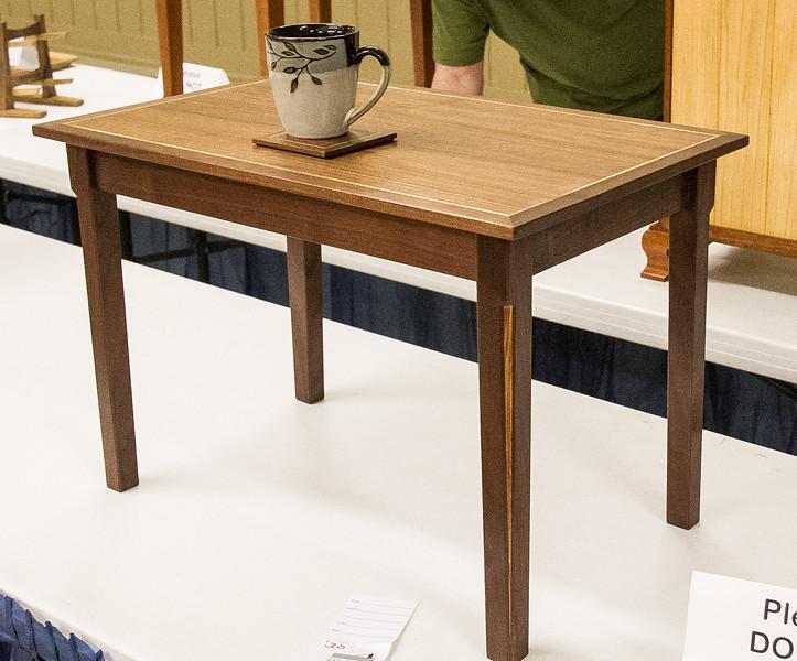 Butch McClintic - Walnut & Cedar Table